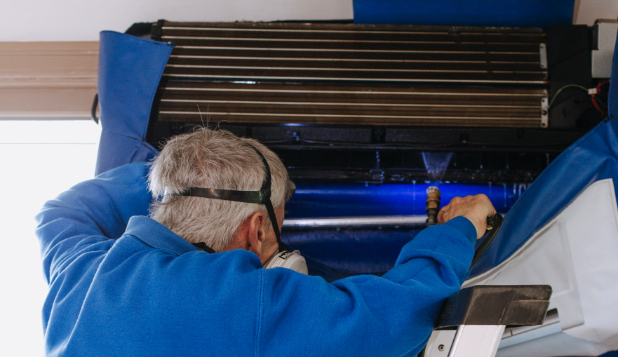 Research Proves The Benefits of Coil Cleaning